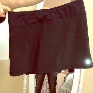 lulu lemon workout skirt